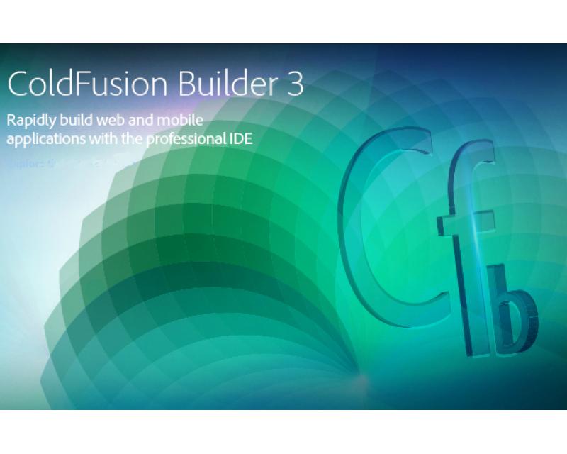 Adobe ColdFusion Builder 3.0