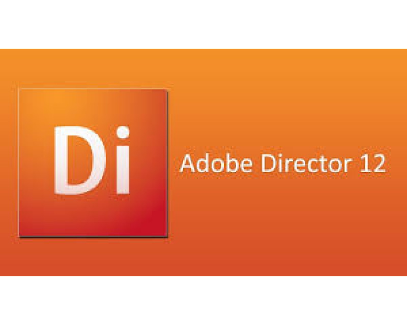 Adobe Director 12
