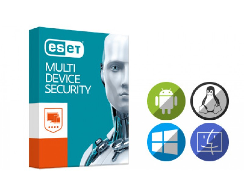 ESET Multi-Device Security 5 Pack