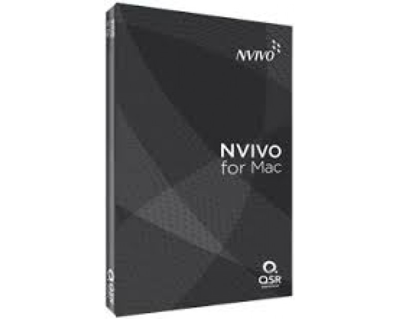 NVivo for Mac