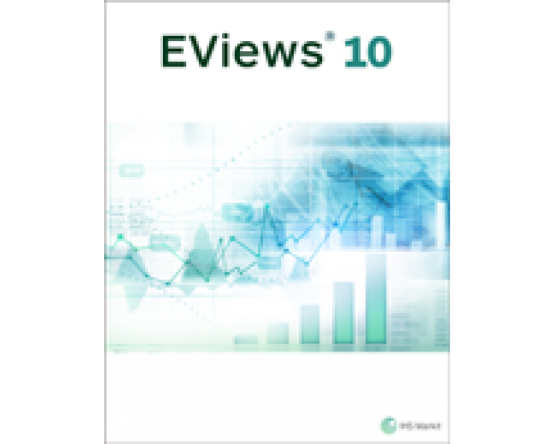 EViews Standard Com for Windows