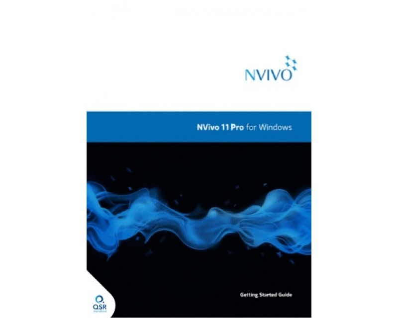NVivo Windows Academic