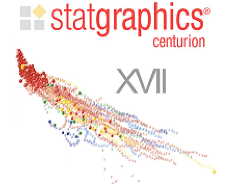 Statgraphics Centurion for Windows